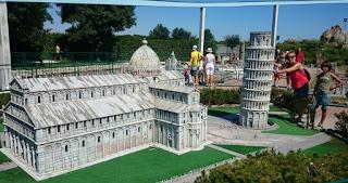 Italia en Miniatura, Pisa.