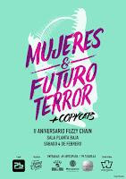 Concierto de Mujeres, Copycats y Futuro Terror en Sala Planta Baja