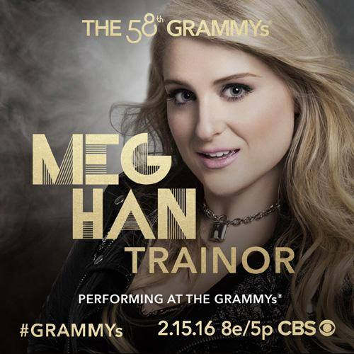 Confirman a Demi Lovato, Meghan Trainor y John Legend para cantar en los GRAMMY AWARDS 2016.