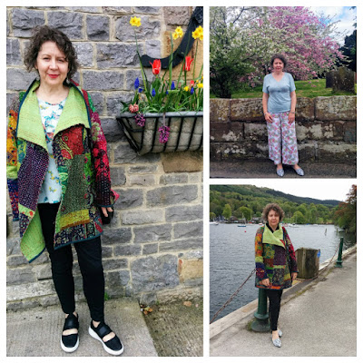Creates Sew Slow: A trip to England with the 2018 Travel Wardrobe