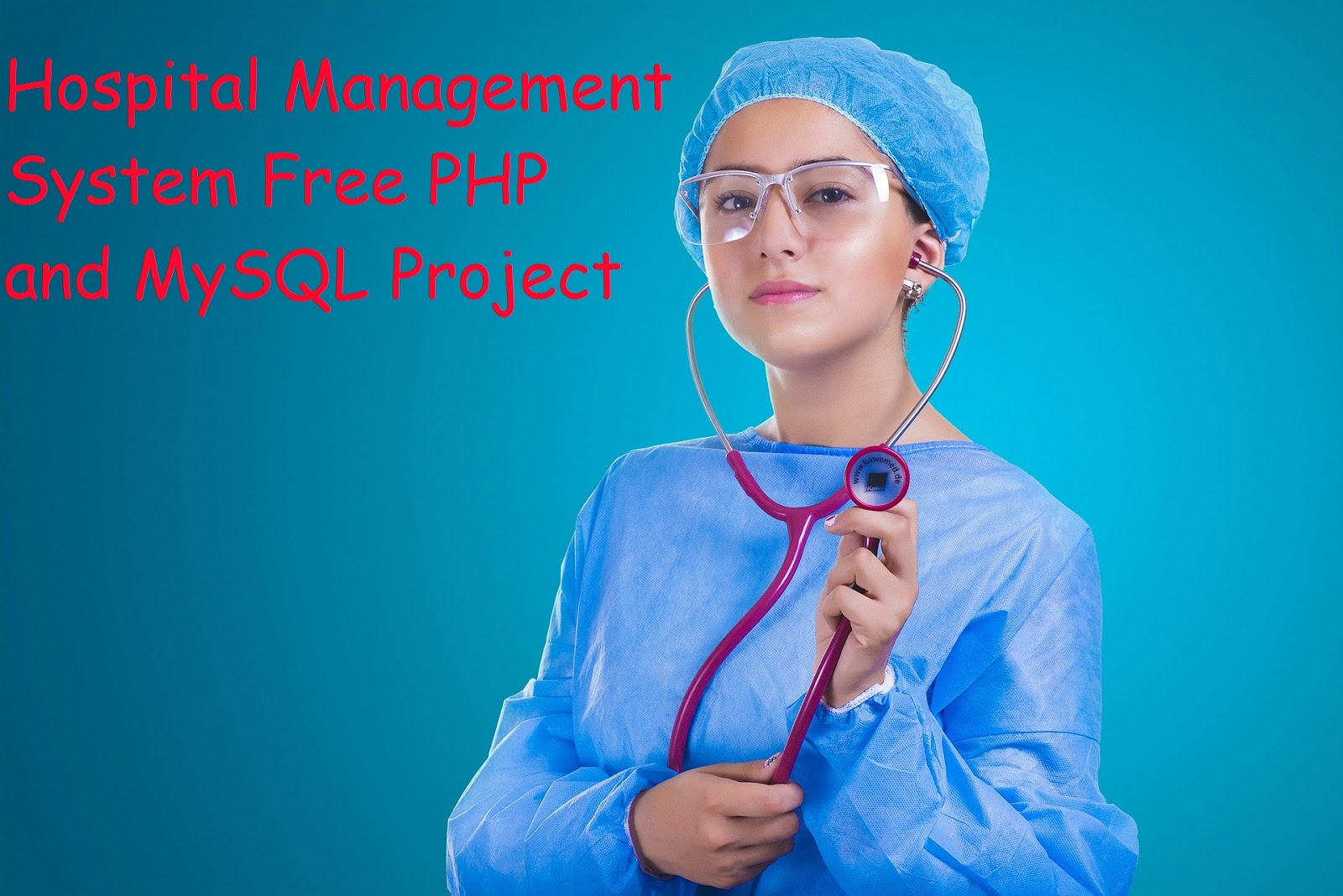 Hospital Management System Free PHP and MySQL Project - VTUPulse