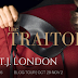 Release Blitz - The Traitor (The Rebels and Redcoats Saga 2) by T.J. London