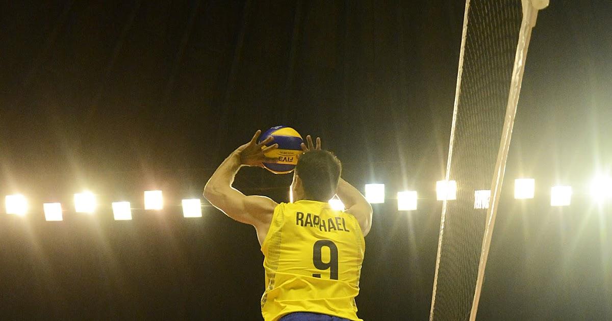 Após título sul-americano, Rapha quer conquistar a Copa dos Campeões