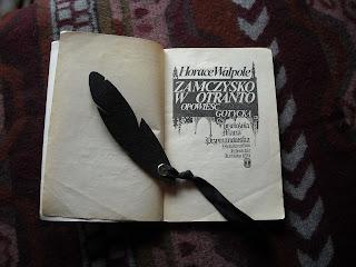 """Horace Walpole """"Zamczysko w Otranto"""""""