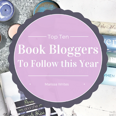 Top Ten Book Bloggers to Follow this School Year
