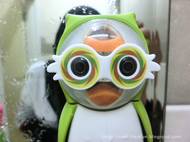 Flipper Owl Toothbrush Cover
