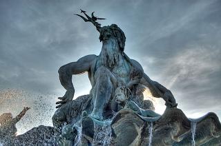 Neptune - God of Sea