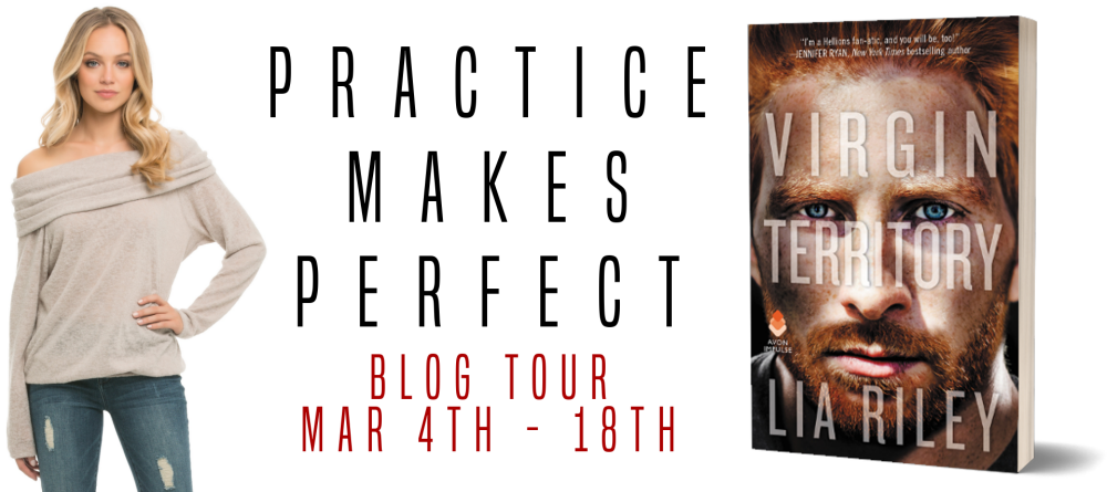 Virgin Territory Blog Tour