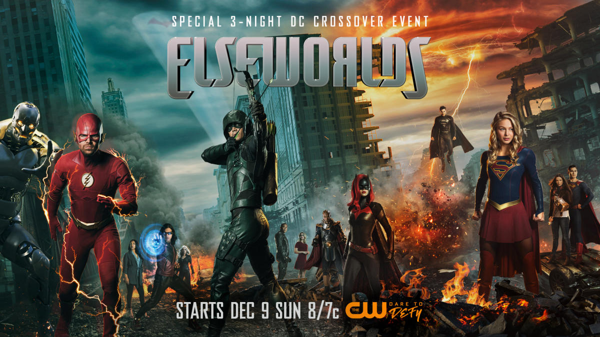 How the Arrowverse Elseworlds crossover set up Crisis on Infinite Earths