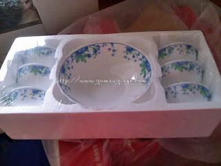 Chén bát đĩa ly tách Gốm Sứ Thủy tinh - sỉ & lẻ - 10