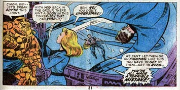 Fantastic Four 147-SubMariner-Sue-Ben-ReedRichards