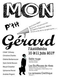 Affiche Mon p'tit Gérard