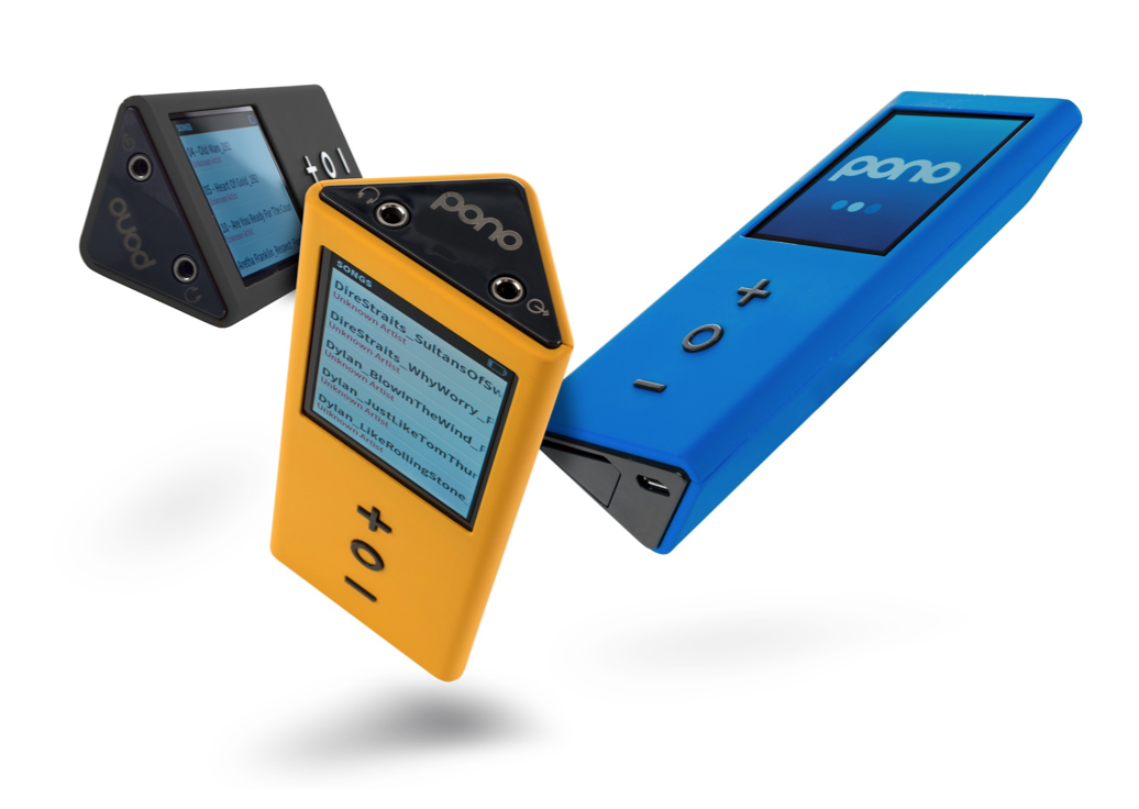 Neil Young Announces PonoPlayer MP3 Player; World Shrugs