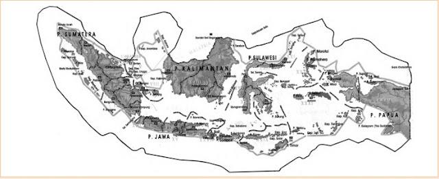 Batas Wilayah Perairan Laut Indonesia