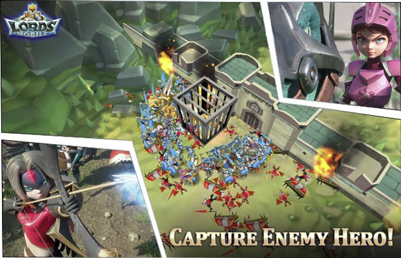Lords Mobile Mod Apk Unlimited Skill Recovery Terbaru