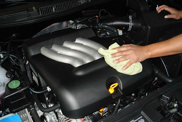 Esperar a que el motor se enfríe