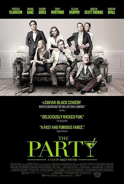 The Party (2017) ταινιες online seires xrysoi greek subs