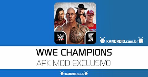 WWE Champions APK Mod (Dinheiro Infinito)