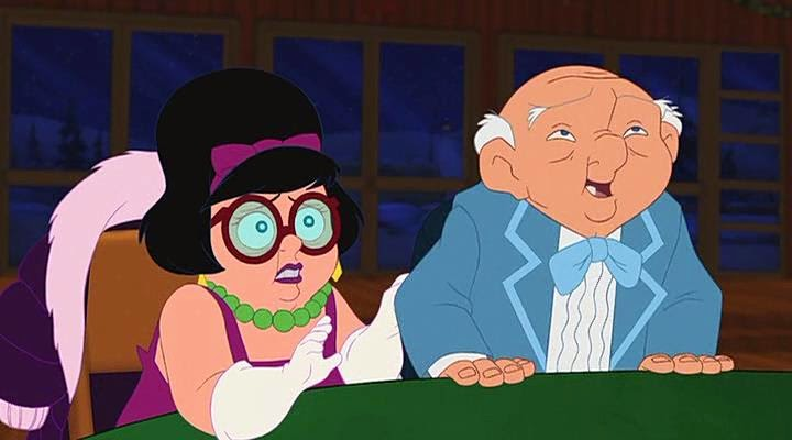 Patch song eight crazy nights characters