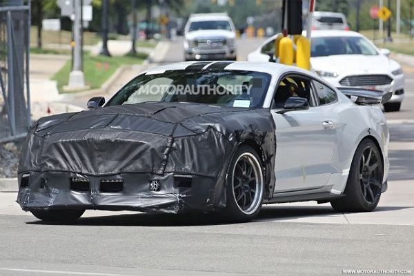 Ford Mustang Shelby GT500 2018