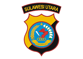 Polda Sulawesi Utara Logo Vector download free