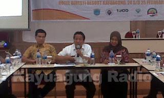 MCA-Indonesia dan IMA Word Healt Kampanye Gizi di OKI