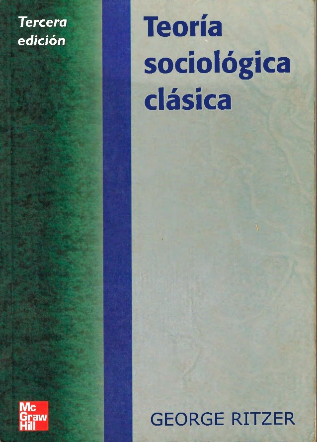 teoria sociologica clasica ritzer pdf