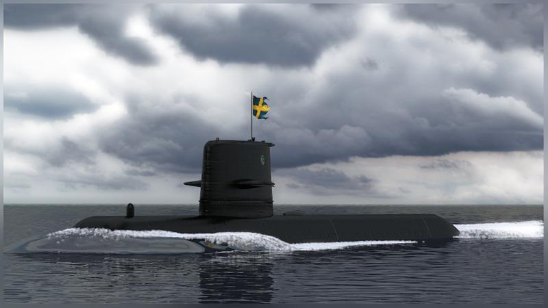 Kockums Gotland Class