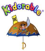 Kidorable Pirate Umbrella