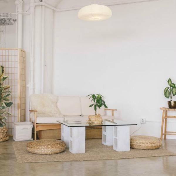 De lunes a domingo personaliza tus muebles usando bloques for Muebles con ladrillos