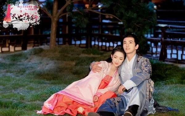 Download Drama China The Chang'an Youth Sub Indo Batch