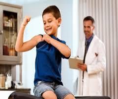هشاشة العظام للاطفال