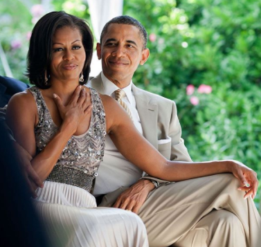 Barack Obama sends warm birthday message to his wife Michelle