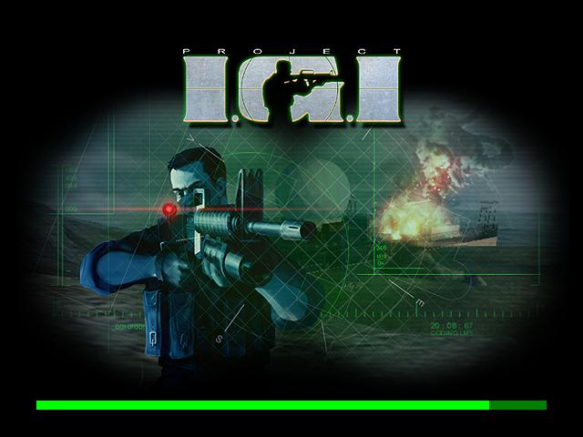 تحميل لعبة اي جي اي الجزء الاول IGI 1 كاملة مع الشفرة الاسلحة