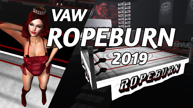 VAW ROPEBURN 2019 • OVER THE TOP BATTLE ROYALE!