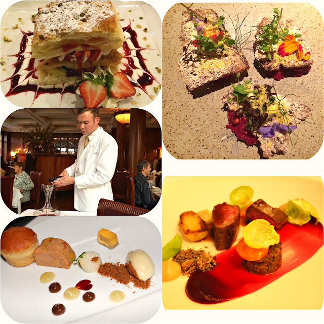 Fine dining from around the world on Wine Dine And Play