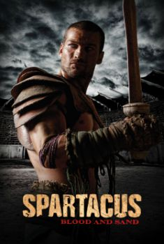 Spartacus 1ª Temporada Torrent – BluRay 720p Dual Áudio