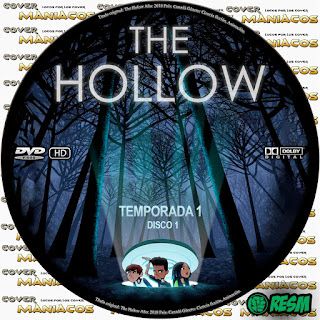 GALLETA - [SERIE DE TV] EL VACÍO - THE HOLLOW - 2018