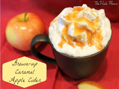 """Grown Up"" Caramel Apple Cider Recipe"