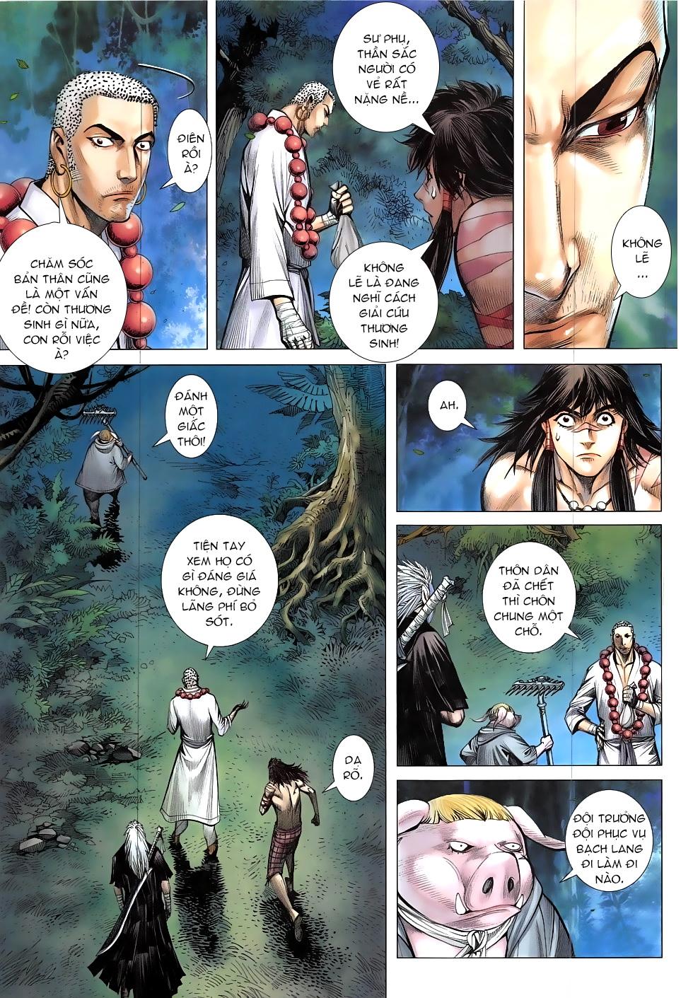 Tây Du chap 40 page 23 - IZTruyenTranh.com