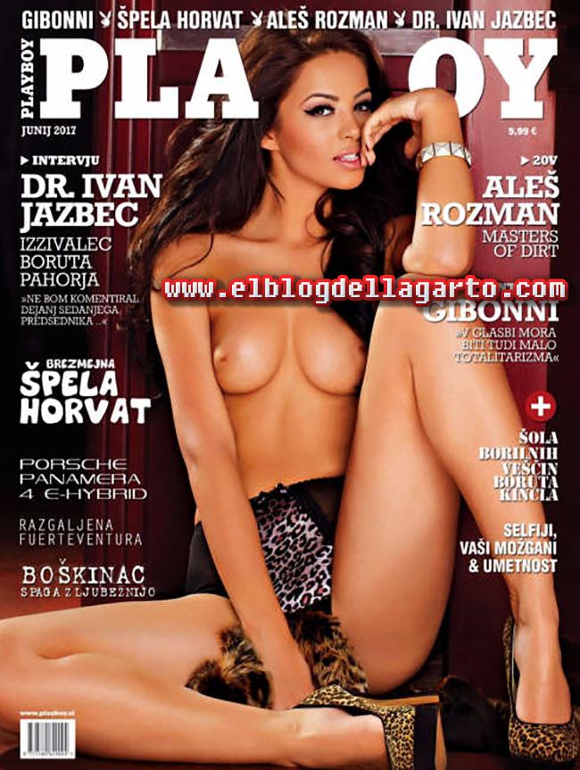 Playboy Bojana Marinova