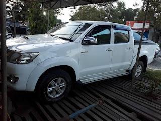Jual Toyota Hilux Tipe G 2015 Harga Dibawah Pasaran
