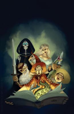 Terry  Pratchett Light Fantastic