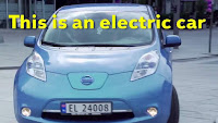 "This is an electric car (Credit: Fueling U.S. Forward video, ""Dirty Secrets of Electric Cars"") Click to see Debunking."