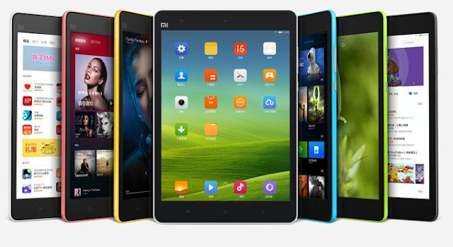 Xiaomi Mi Pad 7.9 Specifications - CEKOPERATOR