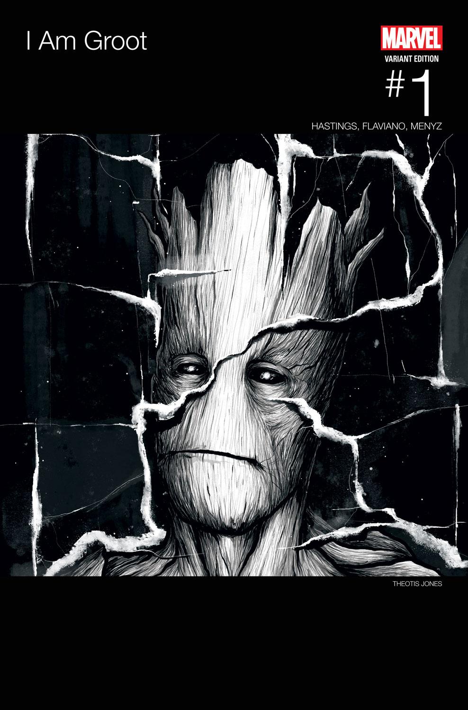 I Am Groot #1