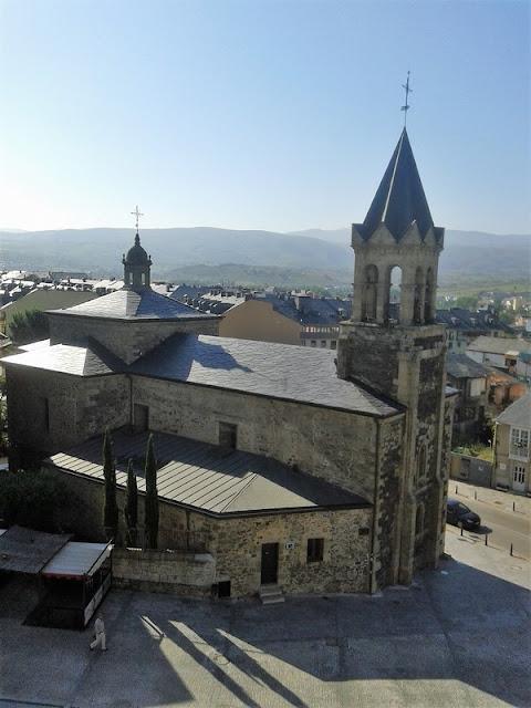 Iglesia en Ponferrada