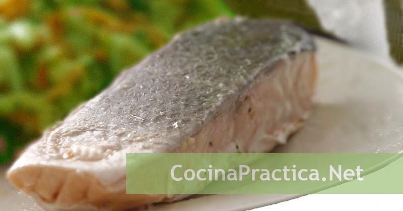 Cocina pr ctica cocinar pescado hervido - Cocinar pescado congelado ...
