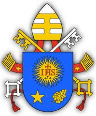 Pope Francis' coat of arms