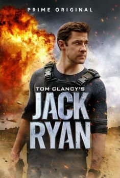 Jack Ryan 1ª Temporada Torrent – WEB-DL 720p Dual Áudio